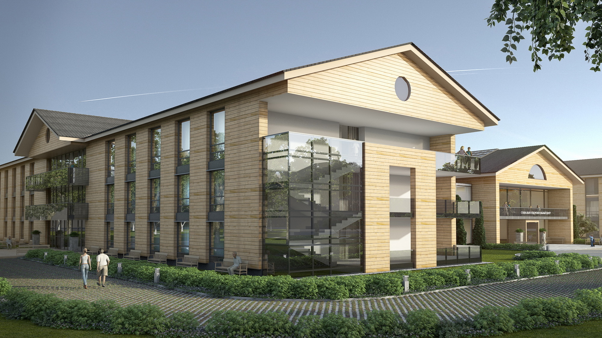 Ideal Nursing Home Concept Bps International